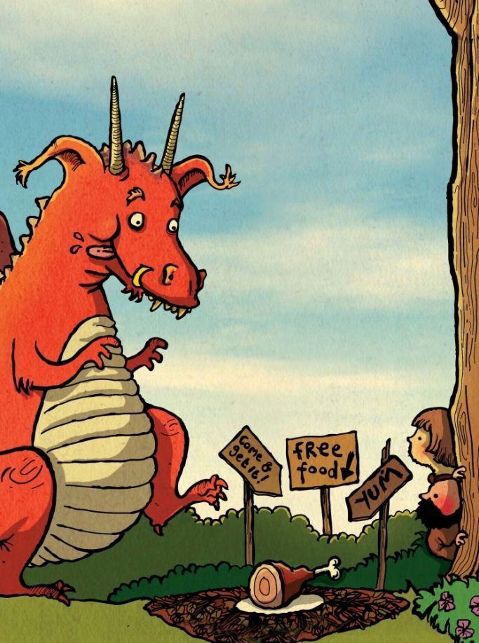 Pie Corbett's Non-Fiction: Dragons – Literacy Resource For KS2