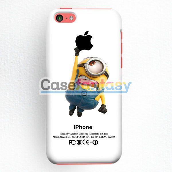 Despicable Me Minion Avenger iPhone 5C Case | casefantasy