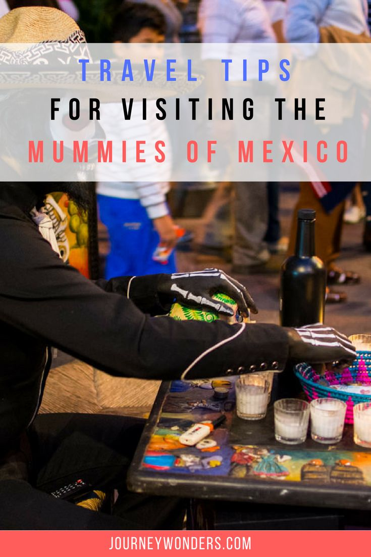 The Mummies of Guanajuato are some of the spookiest attractions of this beautiful colonial city of Mexico. Come and explore the scary side of Guanajuato here!