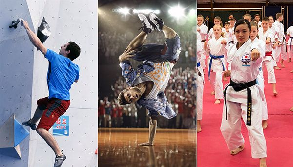 THREE NEW SPORTS TO JOIN BUENOS AIRES 2018 YOG PROGRAMME THE INTERNATIONAL OLYMPIC COMMITTEE (IOC) EXECUTIVE BOARD AGREED TO ADD DANCE SPORT, KARATE AND SPORT CLIMBING TO THE YOUTH OLYMPIC GAMES (Y…