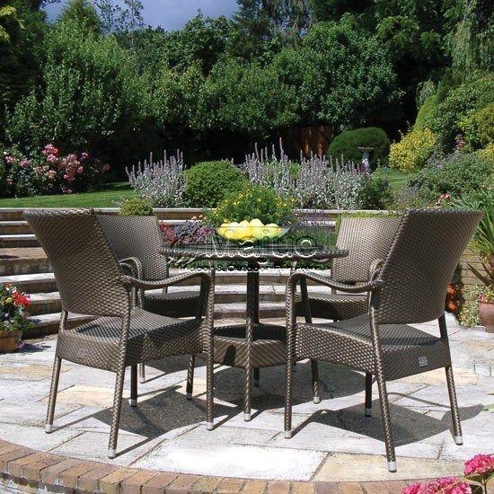 All Seasons Windsor Rattan Garden Set with 4 Windsor Stacking Armchairs. 11 best Garden Furniture images on Pinterest   Garden furniture
