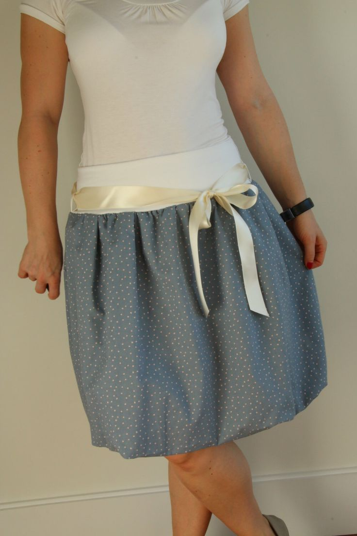 A personal favourite from my Etsy shop https://www.etsy.com/listing/493574504/polka-dots-bubble-skirt-for-women-light
