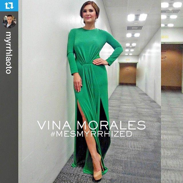 Vina Morales @vina_morales #Repost @myrrhlao...Instagram photo   Websta (Webstagram)