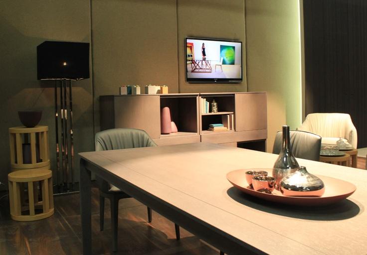Potocco @ Imm Cologne - Blossom collection + Rondò cofee table