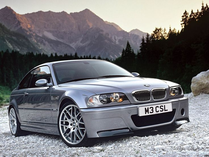 BMW E46 M3 CSL-YES !!!! Beautiful !!!!!