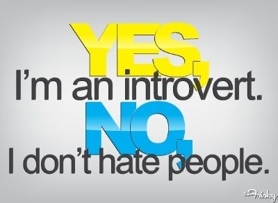 8 Things I Would Like You To Know About Introverts