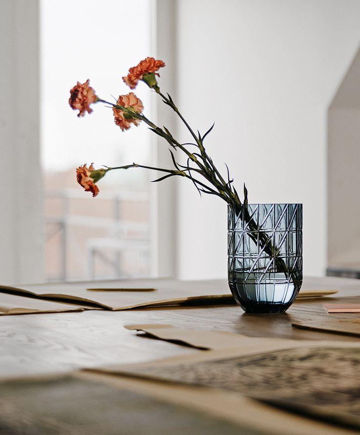 Colour Vase.