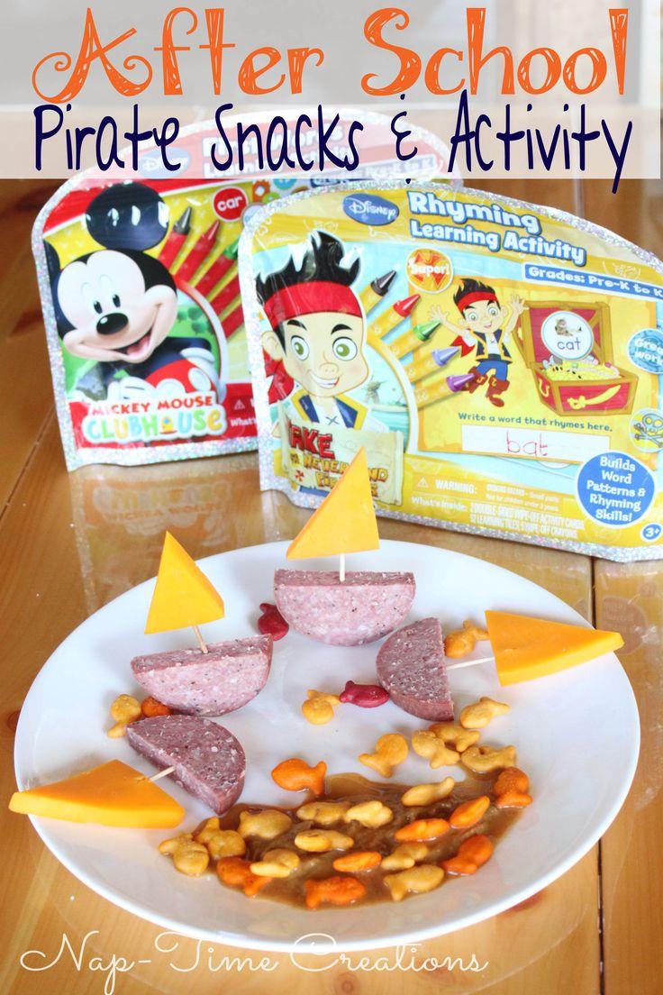 Pirate-snacks