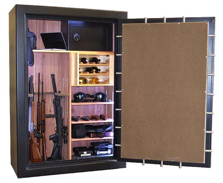 Custom Interior Design Gun Safes for Sale - Vault Pro USA