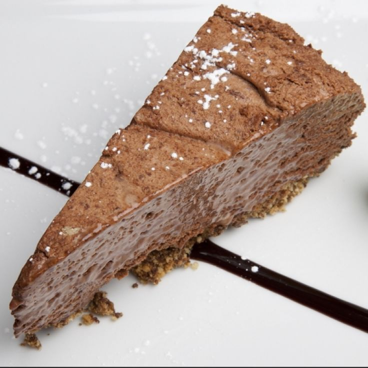 Love nutella recipes? This easy no bake recipe cheesecake will have you drooling for more.. Nutella Cheesecake Recipe from Grandmothers Kitchen.