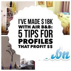 How to Use Air B&B for Passive Income - 5 Tips to Writing a Profile That Profits!