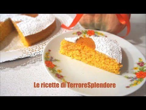 Torta alla zucca semplice - Pumpkin cake recipe - YouTube