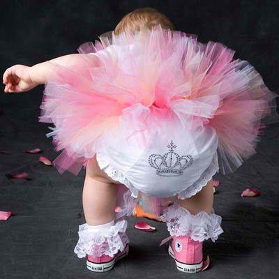 little ballerina in chuck taylors