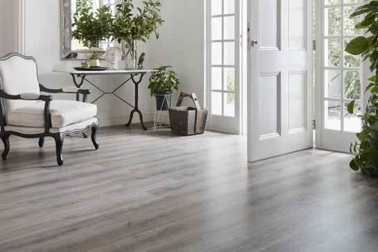 Carpet Court - Real Living Boutique laminate in Studio Grey