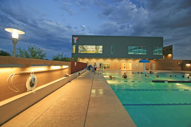 I love my y ross farnsworth ymca in mesa az architekton for Pool fill in mesa az