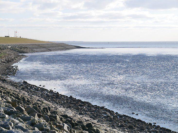 Denn die Zeiten von Ebbe und Flut bestimmen das Leben an der Nordsee.