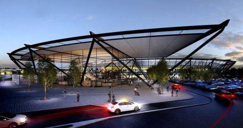 Lyon-Saint Exupery Airport Terminal 1