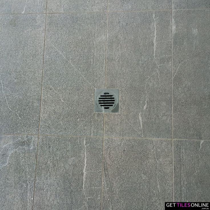 Buy Cheap Outdoor Tile - Nature Vein Charcoal 300x600 | Get Tiles Online