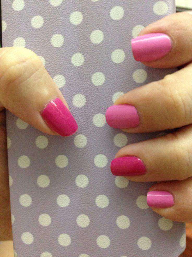 Cuccio pinky nails