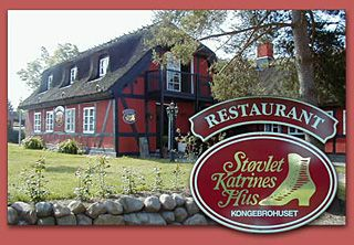 restaurant støvlet katrines hus sorø