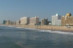 Virginia Beach has hundreds of great hotels and motels all up and down the world's largest pleasure beach . Book your vacation to the beach now.....http://www.vabeach.com/virginia-beach-hotels-motels/