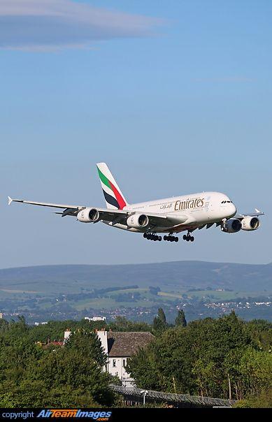 Emirates - Airbus 380