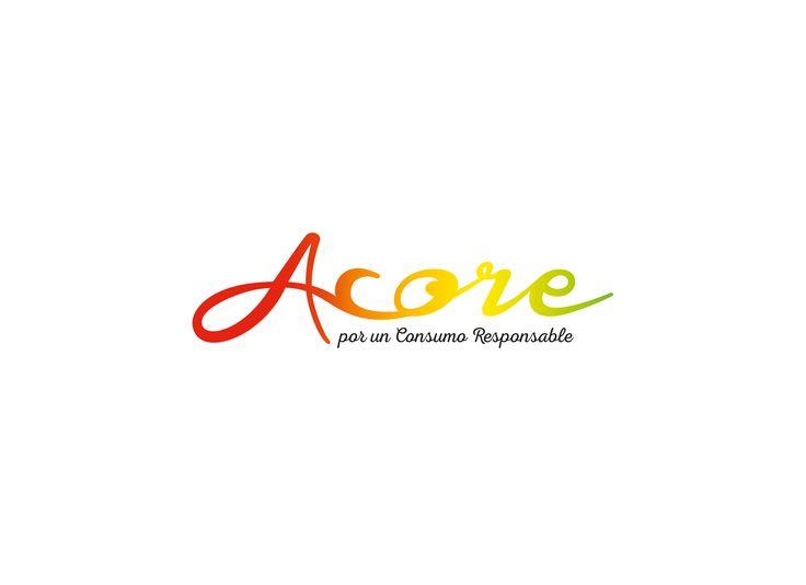 Logotipo Acore / Por un Consumo y Resposable