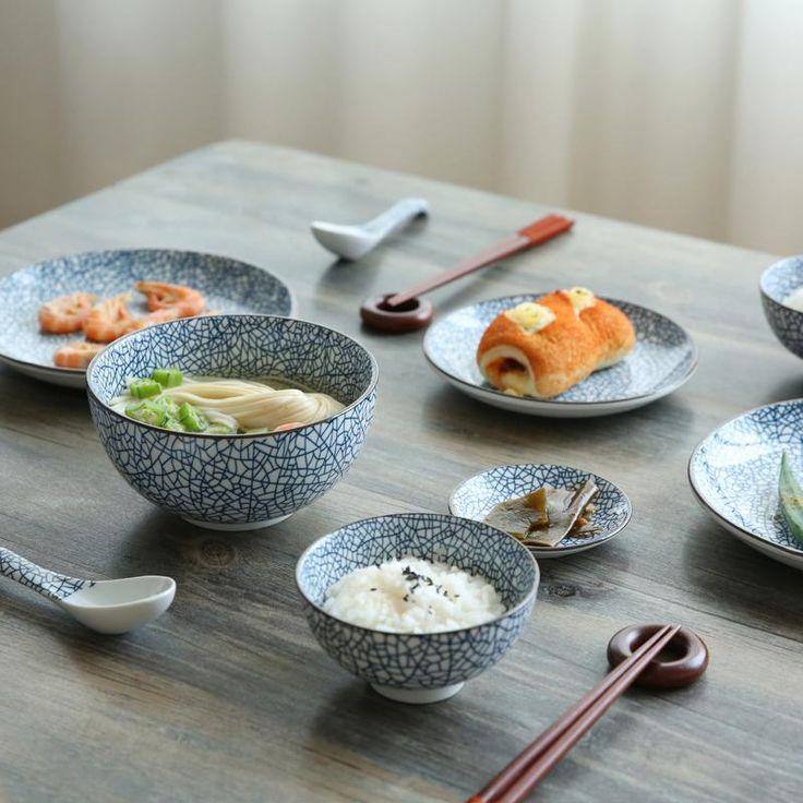 Japanese Ceramic Bone China Dinner Set #dining #home #homeandgarden #alluforu #shoppingonline