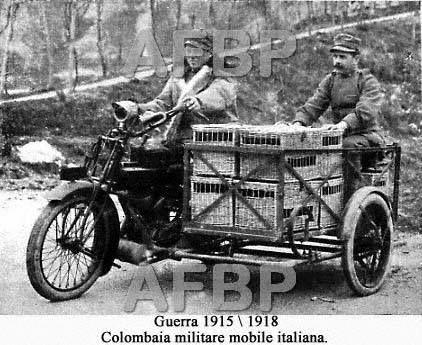 Colombaia militare mobile italiana