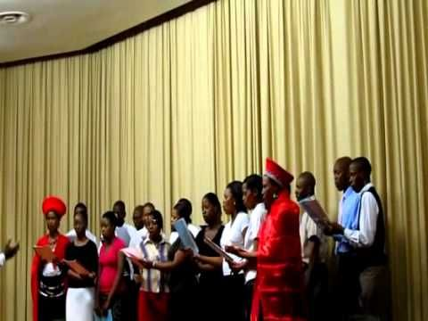 111 He Will Call - Brothers singing in Zulu - gives me a warm feeling knowing we are united
