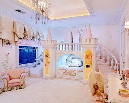 Queen's Castle- WOWDreams Bedrooms, Little Girls, Girls Bedrooms, Little Princess, Kids Room, Girls Room, Dreams Room, Princesses Bedrooms, Princesses Room
