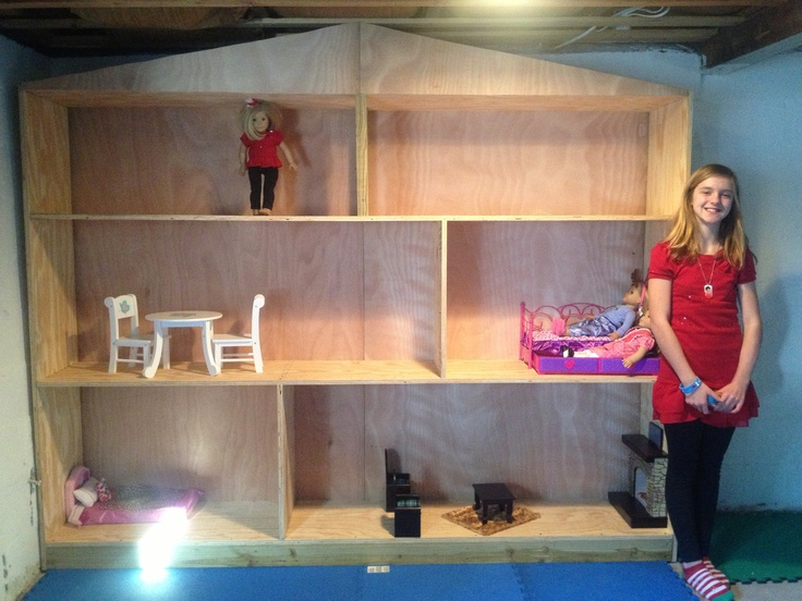 289 best A G doll house images on Pinterest | American girl stuff ...