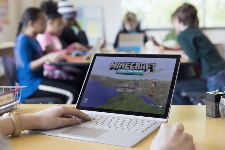Minecraft Educação disponível para todos os professores    A Microsoft apresentou em maio uma versão beta do Minecraft Educação e após a recolha e a análise do feedback recolhido de mais de 2.000 alunos e professores em mais de 100 escolas de 26 países do mundo disponibilizou agora a versão antecipada do Minecraft Educação para todos os professores em todo o mundo. A análise detalhada do feedback permitiu facilitar a aprendizagem dos alunos trazendo agora diversas melhorias como por exemplo…