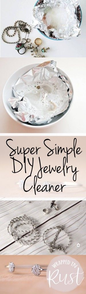 Super Simple DIY Jewelry Cleaner| Jewelry Cleaner, How to Clean Jewelry, Fast Ways to Clean Jewelry, Quickly Clean Jewelry, Easy Ways to Clean Jewelry.   Call today or stop by for a tour of our facility! Indoor Units Available! Ideal for Outdoor gear, Furniture, Antiques, Collectibles, etc. 505-275-2825