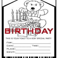 22 best Birthday Invitations images on Pinterest Free printable