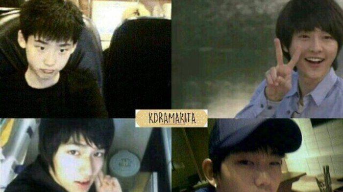 Alamak! 4 Aktor Ganteng Korea Ini Ternyata Juga Pernah Alay, Netizen: Orang Cakep Mah Bebas!