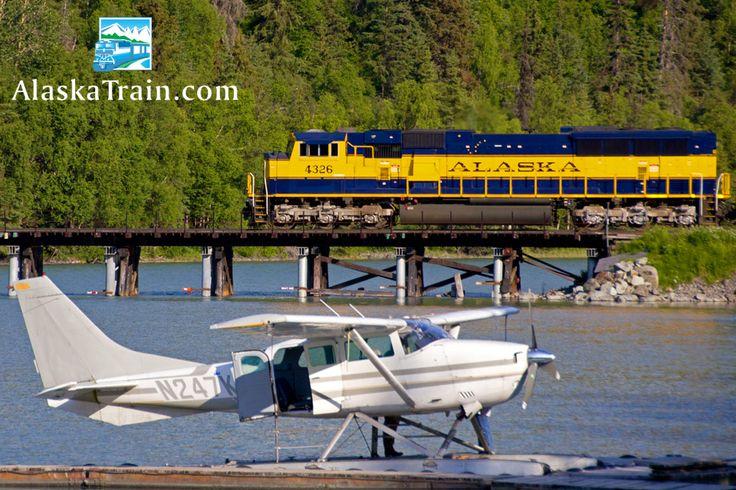 Alaska Railroad GoldStar Dome Train Service | AlaskaTrain.com