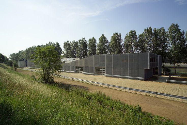 Workhouse De Scheepvaart / Hub