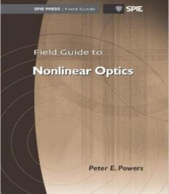 Field Guide To Nonlinear Optics PDF
