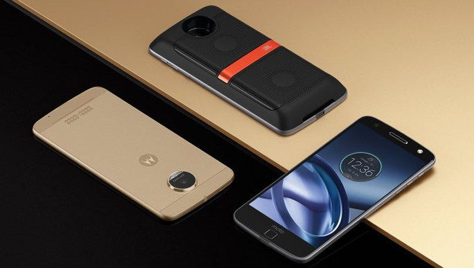 Moto Z and Moto Z Force with Moto Mods launched price, specifications, features, comparison - KrazyKeeda