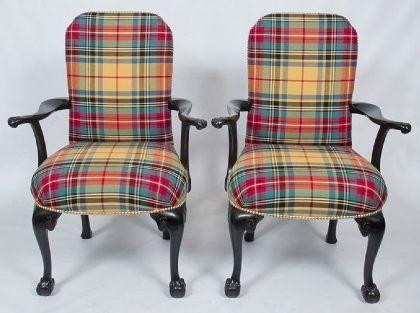 Found on tartanscot.blogspot.com | Tartan chair, Plaid ...