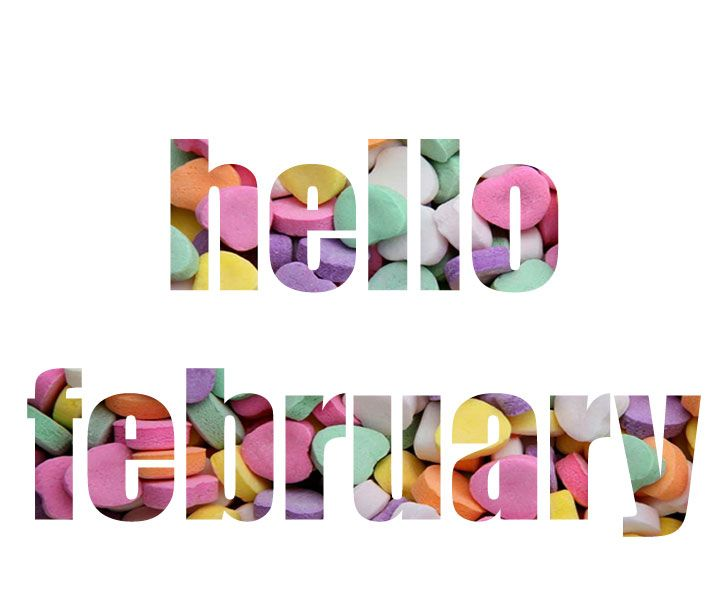Welcome to February!Question for you: Those little candyconversation hearts with the sayingson them… love them or hate them?Comment below!