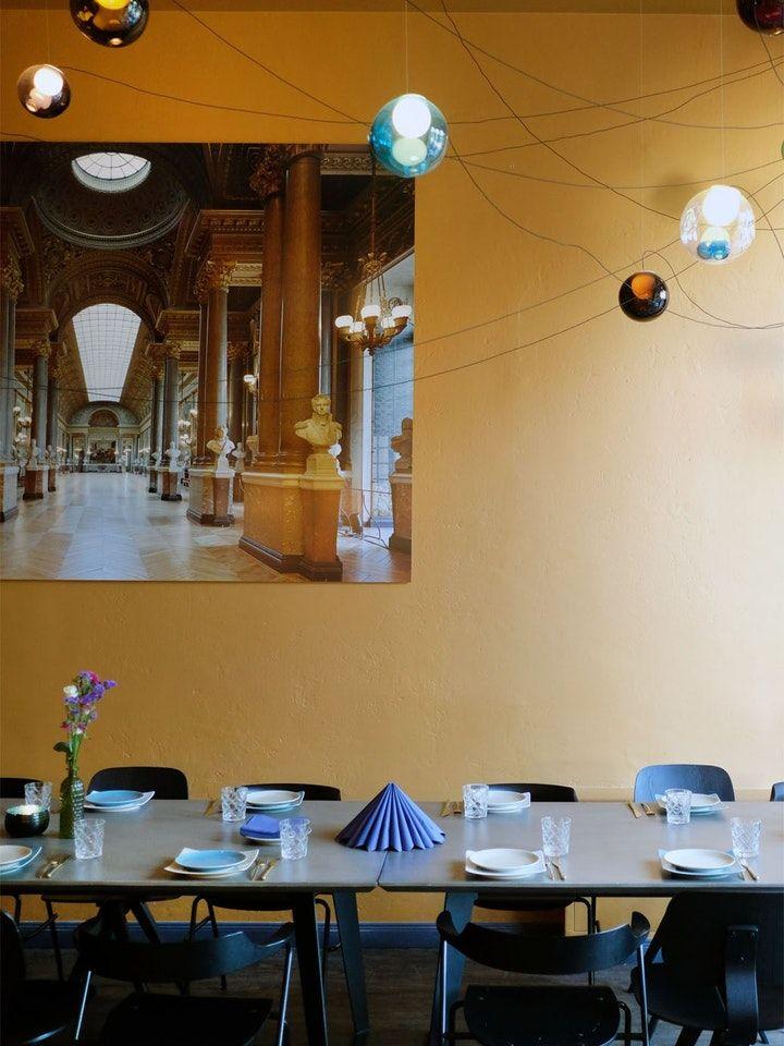 Kreuzberger Himmel Beanangel Berlin Café  Restaurant - Interiors