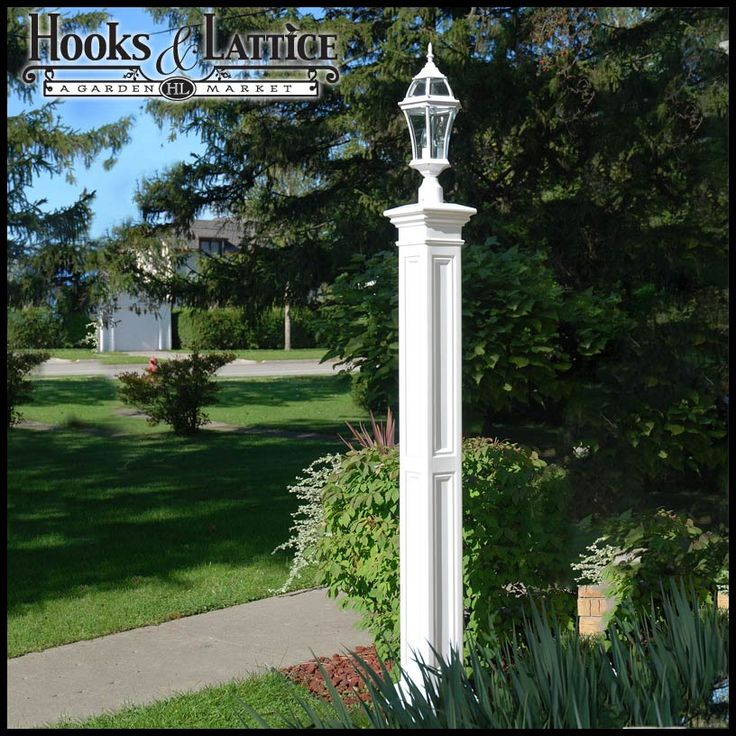 outdoor lamp posts lamps lighting post globes base covers
