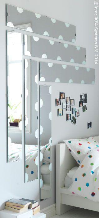 Pentru ca dormitorul să-ți oglindească personalitatea #bunadimineata #CatalogIKEA2015