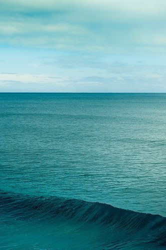 """And ooooohhhhh, the ocean makes me happy, so happy."""