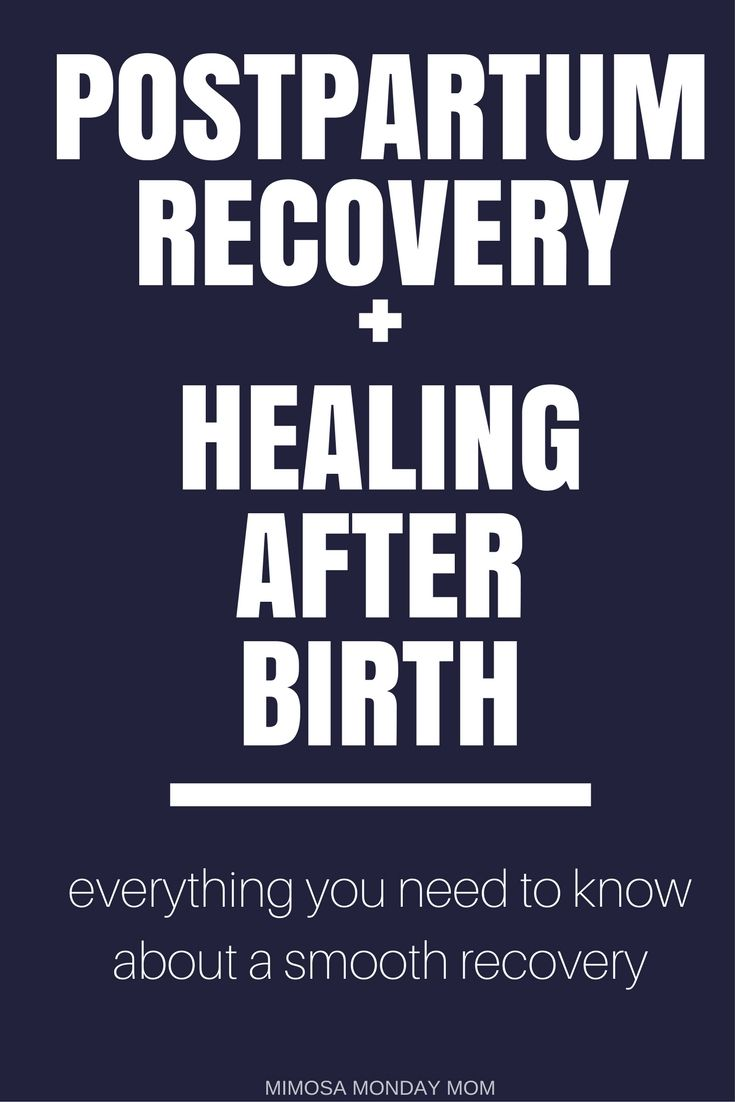 Postpartum Recovery & Healing after Birth. Successfully recover postpartum with these tips and tricks. Learn all about your body after having a baby!