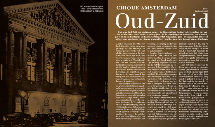 Amsterdam, Oud-Zuid