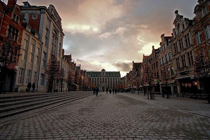 Lueven, Belgium.