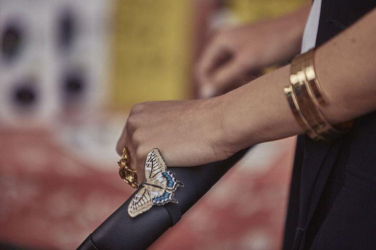 Su Nidodigrazia.it trovi la Limited Edition Cybex Butterfly! http://ndgz.it/prodotti-cybex